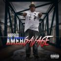 Hapalo - Amerisavage mixtape cover art