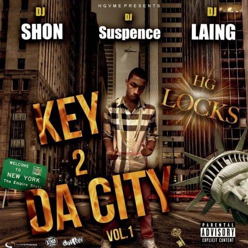 Lock Up Dj Youngsters: DJ Suspence, DJ Shon