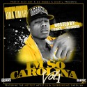 I'm So Carolina mixtape cover art