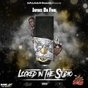 Jaybee Da Fool - Locked In The Studio mixtape cover art