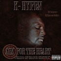 K-Hyfen - Aim For The Heart mixtape cover art