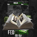 Killa Kane - Fed Stories mixtape cover art