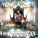 King Gdot - #WhatIs450 mixtape cover art