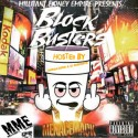 Manace Mack - Block Busters mixtape cover art