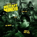 Military Minds mixtape cover art