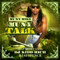 Muny Mike - Muny Talk mixtape cover art
