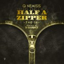 QNemisis - Half A Zipper (The 14) mixtape cover art