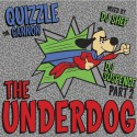 Quizzle The Cannon - The Underdog 2 mixtape cover art