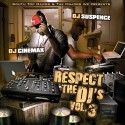 Respect The DJ's 3 mixtape cover art
