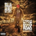 Rilla Realz - Struggles Of The Broken Road mixtape cover art