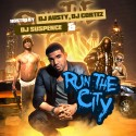 Run The City mixtape cover art