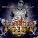 Salo - Pressure Point mixtape cover art