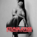 Stimulation mixtape cover art