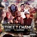 Street Change mixtape cover art