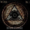 The Circle Vol. 1 mixtape cover art