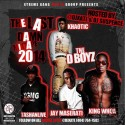 The Last Damn Mixtape mixtape cover art