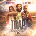 Trap Celebrity 14 mixtape cover art