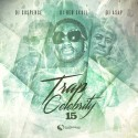 Trap Celebrity 15 mixtape cover art