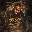 Trap Celebrity 17 (Hosted By Damar Jackson) mixtape cover art