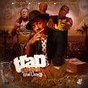 Trap Celebrity: West Coast 2 mixtape cover art