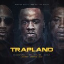 Trapland mixtape cover art