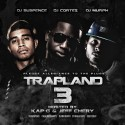 Trapland 3 (Hosted By Kap G & Jeff Chery) mixtape cover art
