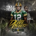 Tray Deuce - Deuce Rodgers QB Of The GB mixtape cover art