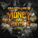 Veezo Da Shooter & Money Man - Money Over Everything mixtape cover art