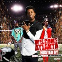 Welcome 2 Atlanta mixtape cover art