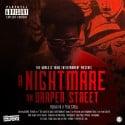 Young Trajik - A Nightmare On Draper Street mixtape cover art