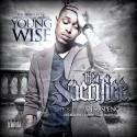 Young Wise - Sacrifice mixtape cover art