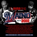 Best Of 2010 (Maino) mixtape cover art