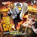 Busta Rhymes - Tone In The City mixtape cover art