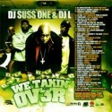 We Takin' Over, Part 3 mixtape cover art