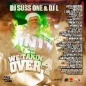 We Takin' Over, Part 4 mixtape cover art