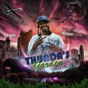 Thunda - Thunda's Garden mixtape cover art