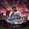 Thunda - Thunda's Garden mixtape cover art