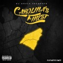 Carolina's Finest mixtape cover art
