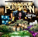 Bankhead Da Purpmann - Purp Pays Off mixtape cover art