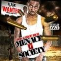 Blacc Zacc - Menace II Society mixtape cover art