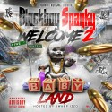 Blockboy Spanky - Welcome 2 BabyLand mixtape cover art