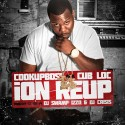 Cookup Boss - iOn ReUp mixtape cover art