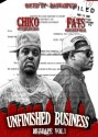 Fats & Chiko - Unfinished Business mixtape cover art