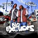 Gutta Squad - No Excuses mixtape cover art