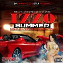 Izzo Summer (2016 V-103 & Bike Show Edition) mixtape cover art