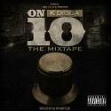 K Digga - On 10 mixtape cover art