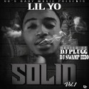 Lil Yo - Solid mixtape cover art