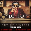 Lotto - Art Of Finesse mixtape cover art