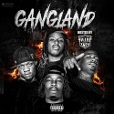 OTG - Gangland mixtape cover art