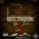 P.Martin & Day1 - On The Scale 2 mixtape cover art